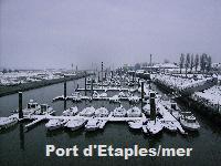 port d`Etaples sur mer
